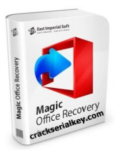 Magic Office Recovery 3.7 Crack + Serial Key Download 2021
