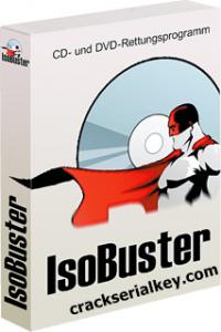 IsoBuster Pro 4.7 Crack Version + License Key Download Free 2021