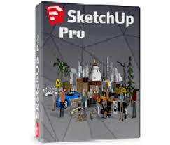 SketchUp Pro 2021 Crack + License Key Free Download