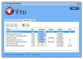 YTD Video Downloader Pro 5.9.18.4 Crack + License Key Download 2021