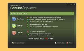 Webroot SecureAnywhere Antivirus 2021 Crack Key Download 2021