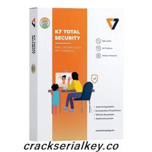 K7 Total Security 16.0.0489 Crack + Activation Key Download 2021