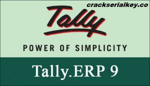 Tally ERP 9 Serial Key & Activation Key Full Version Download 2021